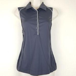Slazenger Golf Shirt Sleeveless Sz S
